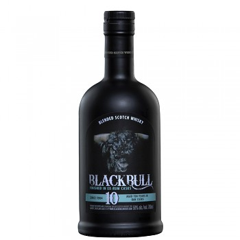 Black Bull 10yo Rum Cask Finish 0,7l 50%