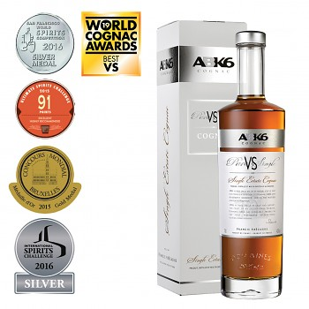 ABK6 VS Single Estate Cognac + dárkový kartonek 0,7l 40%