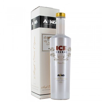 ICE by ABK6 Single Estate Cognac + dárkový kartonek 0,7l 40%