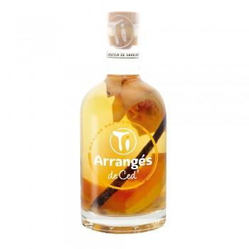 Ti Rhum Arrangés Mango Passion 0,35l 32%