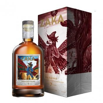Zaka Panama Rum 0,7l 42% + dárkový box