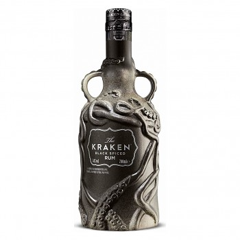 Kraken Black Spiced Rum keramic 0,7l 40%