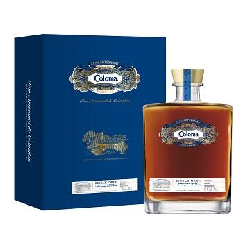 Coloma Rum Single Cask 2006 0,7l 50,3% + dárková kazeta
