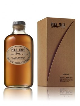 Nikka Pure Malt Black Japan Whisky 0,5l 43%