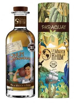 La Maison du Rhum Paraguay 2007 No.3 0,7l 45%