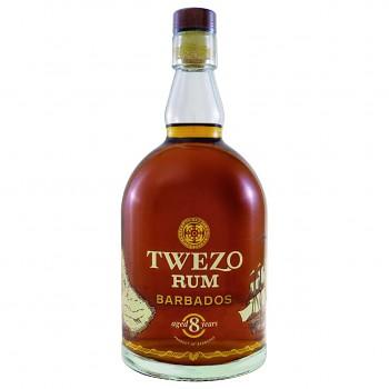 Twezo Barbados 8yo Rum 0,7l 40%