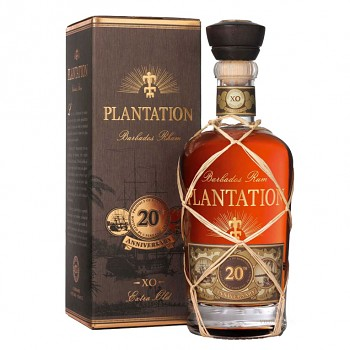 Plantation   20th Anniversary Rum 0,7l 40%