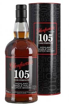 Glenfarclas 105 Cask Strength Single Malt Whisky 1l 60%