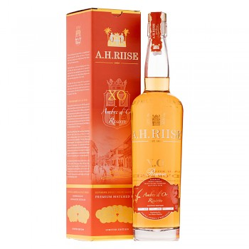 A.H.Riise      Sauternes XO Cask Finished Rum 0,7l 42%