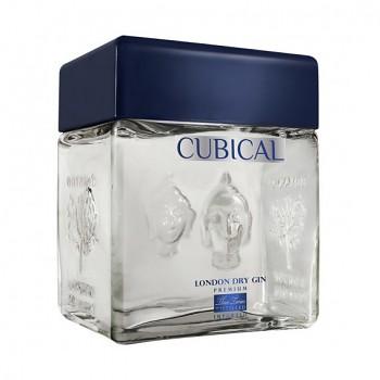 Cubical Premium Gin 0,7l 40%