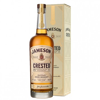 Jameson Crested Ten Irish Whiskey 0,7l 40%