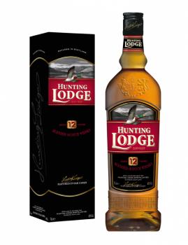 Hunting Lodge 12yo whisky 0,7l 40%
