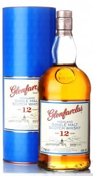 Glenfarclas 12yo Single Malt Whisky 1l 43%
