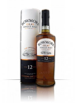 Bowmore 12yo Single Malt  Whisky 0,7l 40%