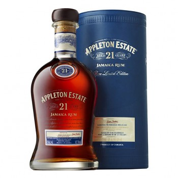 Appleton Estate Rare Reserve 21yo 0,7l 43%