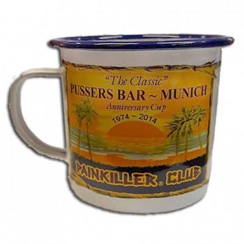 Pussers British Navy rumový plecháček