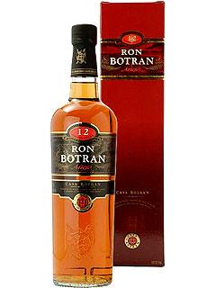 Botran Aňejo Sistema Solera 12yo Rum 0,7l 40%