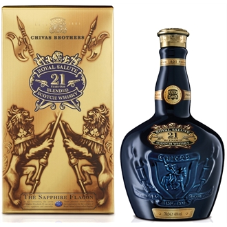 Chivas Regal Royal Salute 21yo Scotch Whisky 0,7l 40%