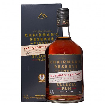 Chairmans Reserve The Forgotten Casks Rum 0,7l 40%