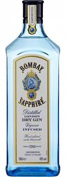 Bombay Saphire Gin 1l 40%