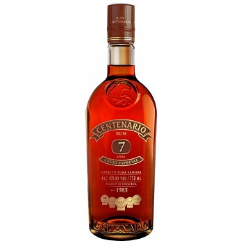 Centenario 7yo Rum 0,7l 40%