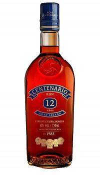 Centenario Gran Legado 12yo Rum 0,7l 40%