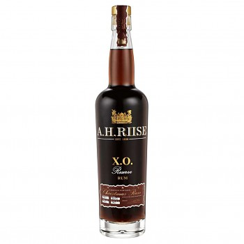 A.H.Riise      XO Limited Christmas Edition Rum 0,7l 40%