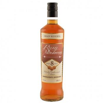 Malecon Reserva   Rum 8yo 0,7l 40%