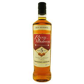 Malecon Reserva   Rum 5yo 0,7l 40%