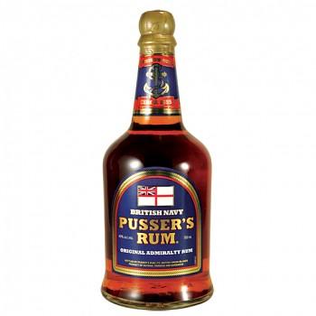 Pussers   British Navy Rum 0,7l 40%