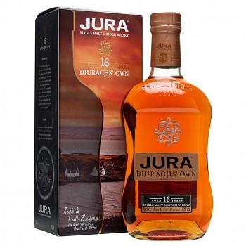 Isle of Jura 16yo Single Malt Whisky 0,7l 40%