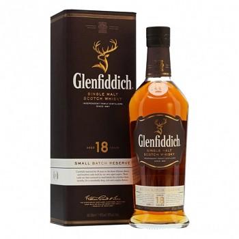 Glenfiddich 18yo Single Malt Whisky 0,7l 40%
