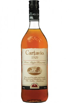 Cartavio 1929 Aňejo Reserva Rum 0,7l 38%