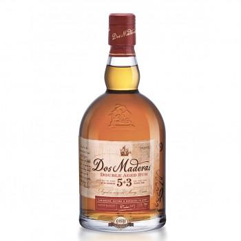 Dos Maderas Aňejo Rum  5+3 yo 0,7l 40%