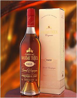 Maxime Trijol Grande Champagne VSOP Cognac 0,7l 40%