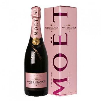 Moët & Chandon Rosé Imperial 0,75l 12% dárkový kartonek