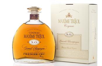 Maxime Trijol Grande Champagne XO Cognac 0,7l 40%