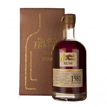 English Harbour 25yo 1981 Rum 0,7l 40%