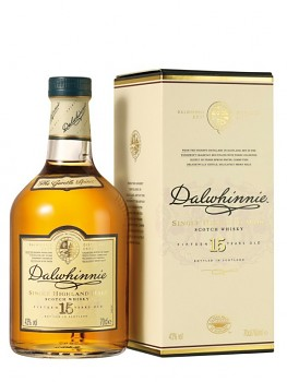 Dalwhinnie 15yo Single Malt Whisky 0,7 l 43%