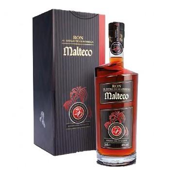 Malteco 20yo Reserva del Fundador Rum 0,7l 40%
