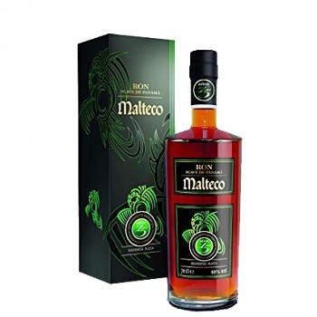 Malteco 15yo rum 0,7l 40%