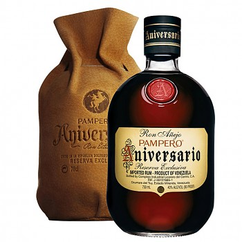 Pampero Aniversario Rum 0,7l 40%