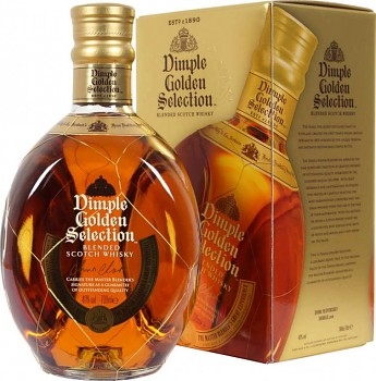 Dimple Golden Selection Scotch Whisky 0,7 l 40%