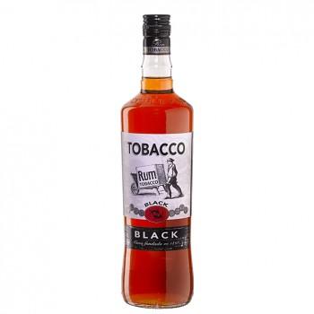 Tobacco Black Rum 1l 37,5%