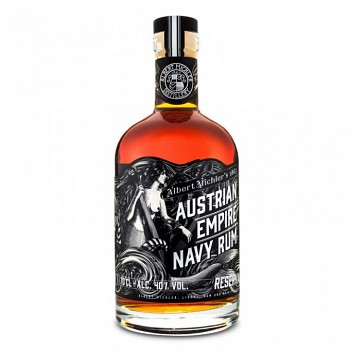 Austrian  Empire Navy Reserva 1863 0,7l 40%