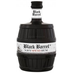 A.H.Riise   Black Barrell Spiced Rum 0,7l 40%