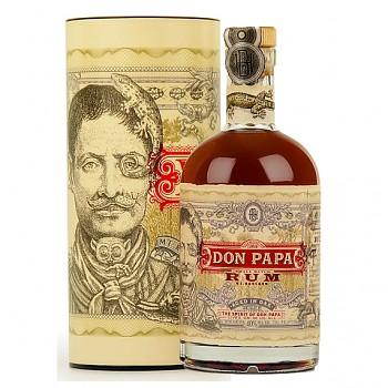 Don Papa Rum tuba 40% 0,7l