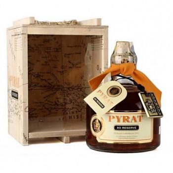 Pyrat XO Reserve Rum Wood Box 0,7l 40%