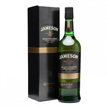 Jameson Select Reserve Irish Whiskey 0,7l 40%