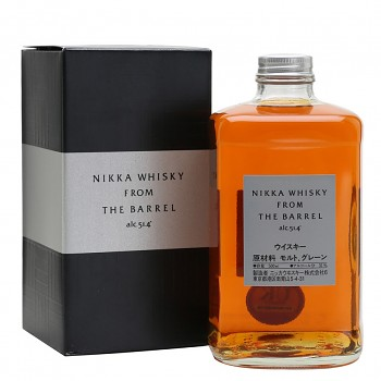 Nikka From The Barrel 0.5l 51,4%
